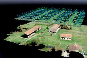 MODELISATION 3D : CORPS DE FERME